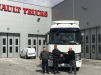Marmaray Lojistik'ten , Renault Truck T Serisi Araç Yatırımı