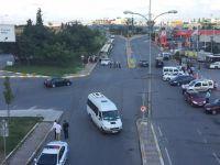 Halk Otobüsleri ve Minibüsler Arasında Büyük Gerginlik