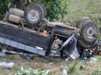 Artvin'de Kaza: 8 Yaralı