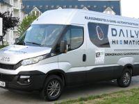 """Iveco Daily'e """"Best KEP Transporter 2015"""" Ödülü"""