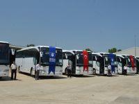 Mercedes-Benz Otobüsleri Bursa'da!