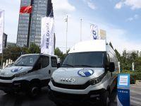 Yeni Daily'nin Hafif Ticari Araçlarını Çin Pazarına Sunuyor