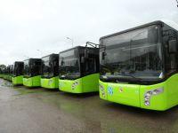 CNG'li Otobüsler Kocaeli'de!