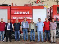 Kadir Topbaş'tan Arhavi'ye Jest