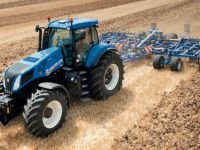 New Holland, Bursa Tarım Fuarı'nda Fark Yarattı