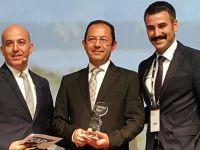 Brisa'nın Veri Tabanı Dönüşüm Projesine Büyük Ödül