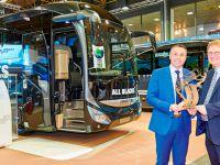 Uluslararası Yılın Otobüsü 2016 Ödülü