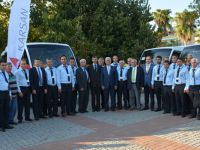 Karsan, Dalyan'a 22 Adet JEST Teslimatı Yaptı