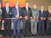 9. Düzenlenen Logitrans Fuarı Ziyarete Açıldı