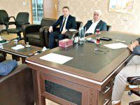 ŞUTSO Meclis Başkanı İletmiş, Osman Karageçili'yi Ağırladı