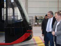 Yerli Üretim Tramvaylar İncelendi