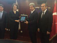 Bulgaristan Büyükelçisi UND'yi Ziyaret Etti