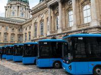 Karsan, Otobüsleri Budapeşte'ye Teslim Etti