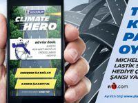 Michelin Climate Hero Dijital Sürüş Deneyimi CrossClimate Kazandırıyor