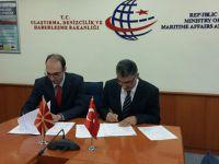 Türkiye-Makedonya KUKK Toplantısı Yapıldı