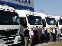 Iveco'da Euro 6 Stralis çekici teslimatları devam ediyor