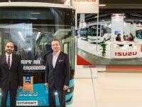 Anadolu Isuzu Ödüllü Cıtıport İle Transıst Fuarında