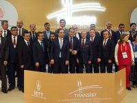 Transist 2015Sürdürebilirlik Proje Ödülü Malatya Ulaşım'ın
