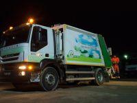 Bolu Belediyesi CNG'li Kamyonlarla Daha Çevreci