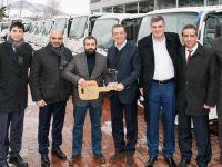 Anadolu Isuzu, Karadeniz firmalarına teslimatlar yaptı