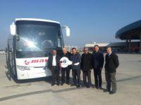 Manisa Seyahat TEMSA Safir'den vazgeçmiyor