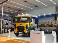 Ford Trucks Ankara Beton Fuarı'nda