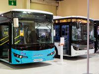 Anadolu Isuzu Busworld Turkey Fuarında