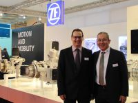 ZF, Busworld Turkey Fuarında