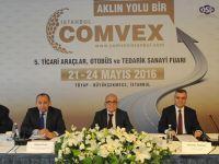 Karayolu ticareti COMVEX  Fuarı'nda buluşuyor