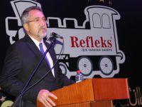 TEMSA Genel Müdürü Dinçer Çelik'e Yılın Profesyonel Yöneticisi Ödülü