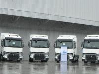 Sarp Lojistik'e  Renault Çekiciler
