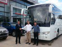 TEMSA'dan Haziran rekoru: 174 otobüs sattı