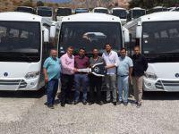 TEMSA'dan  Kanatoğulları Turizm'e 7 Prestij SX