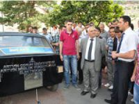 İnci Akü destekledi; öğrenciler elektrikle çalışan otomobil yaptı