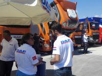 Daf Trucks Gün-Las ile Antalya'da