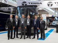TEMSA, Hannover Ticari Araç Fuarı'nda