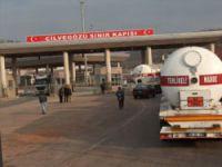 Suriye'ye dönük sınır kapıları kapatılıyor
