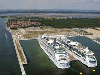 Global İtalya'da iki limanı daha bünyesine kattı