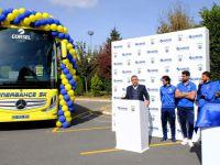 Fenerbahçe'nin Otobüsleri Gürsel Turizm'den