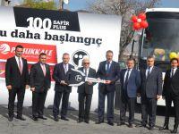 Anadolu Ulaşım 100 adet Temsa Safir Aldı