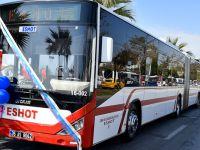 100 otobüslük siparişin 60'ı teslim edildi