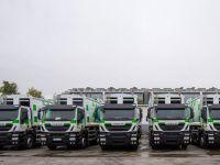 Iveco, Madrid için 109 doğal gazlı araç sağlıyor
