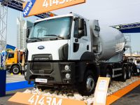 Dubai'de Ford Trucks rüzgarı esti