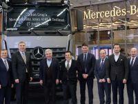 Orkun Grup 25 adet Mercedes-Benz Arocs