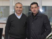 Ordu Büyükşehir Belediyesinden Özulaş'a ziyaret ..