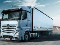 Mercedes- 2016'yı  yatırım kararlarıyla kapattı