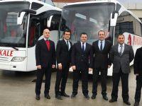 Mercedes-Benz otobüs teslimatları