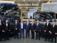 Deniz Nakliyat filosuna 79 adet Mercedes