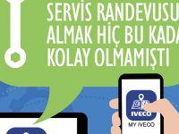 Iveco'dan online randevu hizmeti