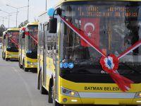 Batman Belediyesine 24 adet Otokar